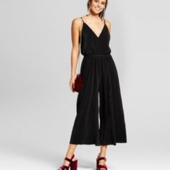 eaf845ba268b Final💲NWT black wide leg jumpsuit